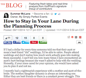 How to Stay in Your Lane During the Planning Process